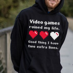 Sudadera VIDEO GAMES