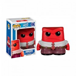 Figura ANGER POP! Vinil Disney Pixar INSIDE OUT