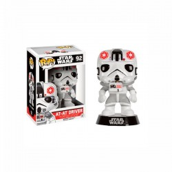 Figura AT-AT DRIVER POP! Vinil STAR WARS
