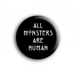 Chapa ALL MONSTERS ARE HUMAN