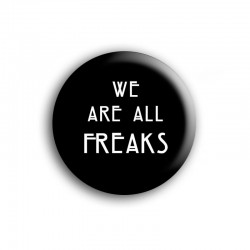 Chapa WE ARE ALL FREAKS
